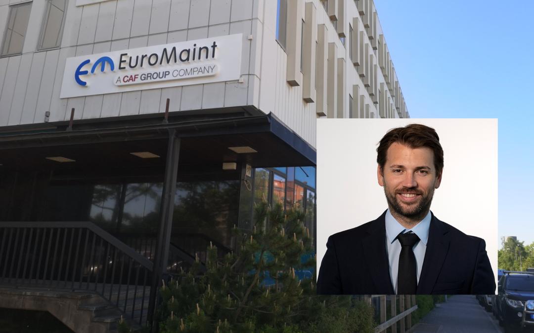 Vd-byte på EuroMaint i september